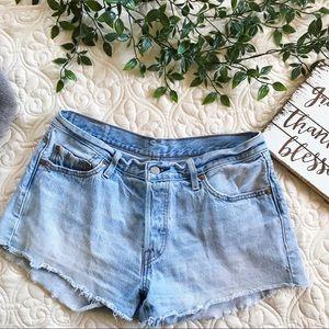 Levi's Vintage 501 Jean Shorts